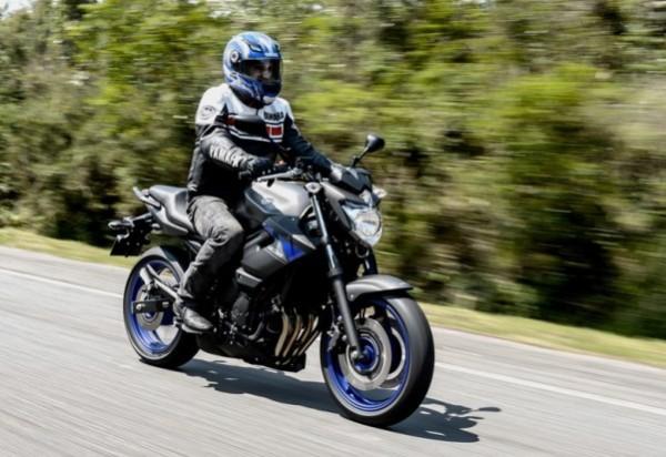 Linha Yamaha XJ6 2014 com ABS no Brasil