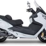 Novidades DAFRA 2014 scooters MaxSym 400i 02