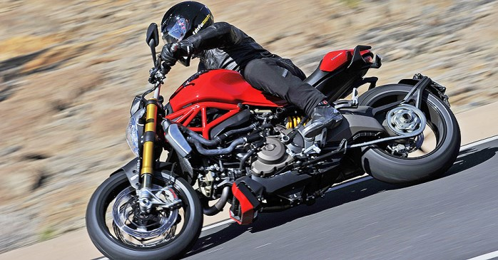 Ducati Monster 1200S 2014Ducati Monster 1200S 2014