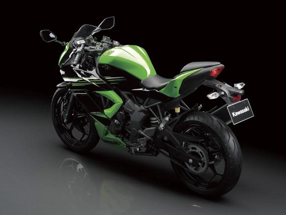 Nova Kawasaki Ninja 250RR Mono 2014