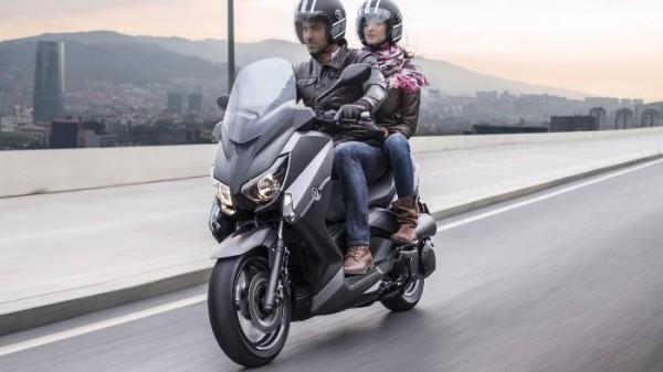 Scooter Yamaha X-Max 250 2014 no Brasil