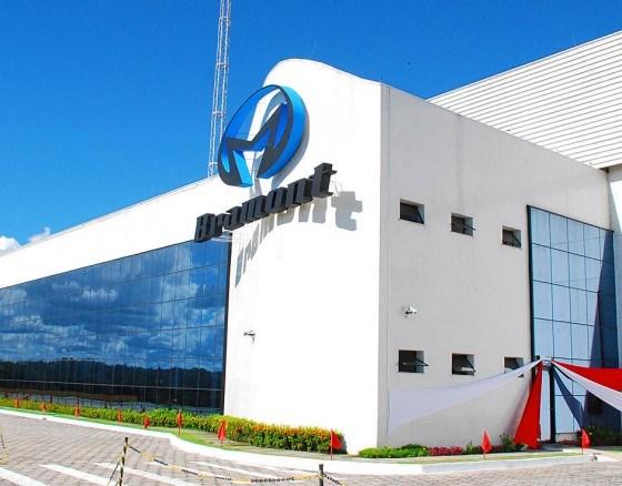 Fábrica Keeway Benelli da Bramont em Manaus