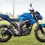 Nova Suzuki Gixxer 155cc 2014