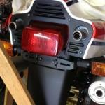 Raridade Yamaha RZ500N 1985 chada intacta