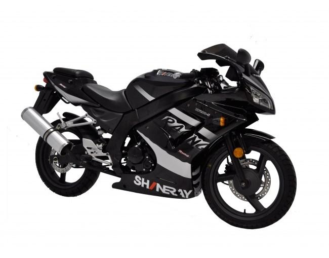 Shineray XY 200 Racing Consumo e Especificações