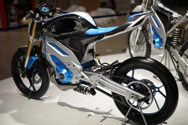 Motos Eletricas Yamaha PES1 e PED1