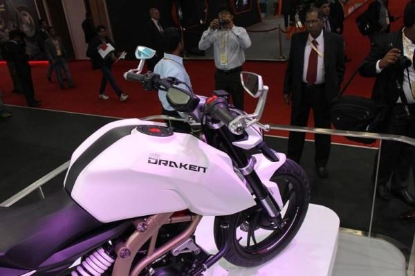 BMW 300cc TVS Draken X21