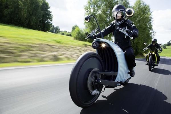 E-Bike Moto Elétrica Johammer J1