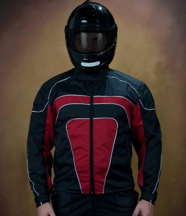 Jaqueta a prova de balas para motociclistas