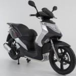 Linha 2014 de scooters DAFRA 03 CityClass200i