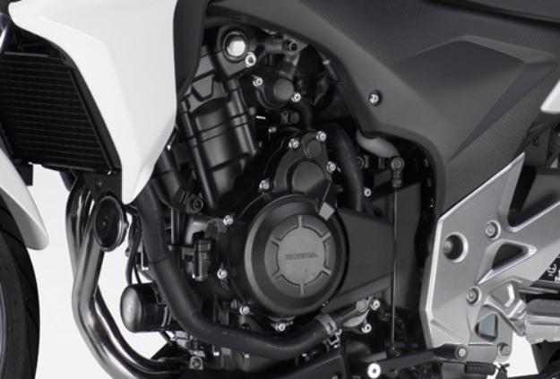 Nova Honda CB 500X 2014