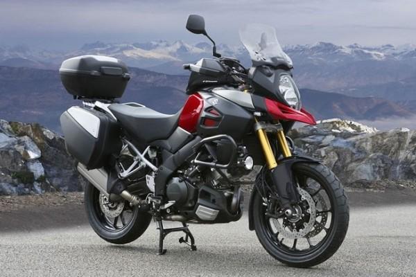 Nova Suzuki V Strom 1000 volta ao Brasil