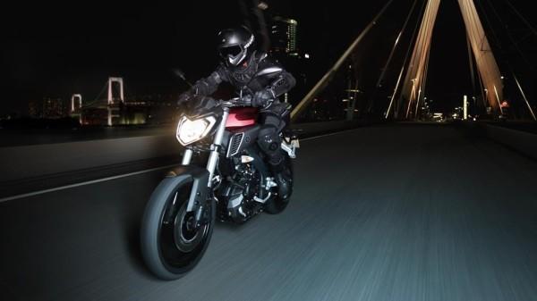 Nova Yamaha MT-125 2014
