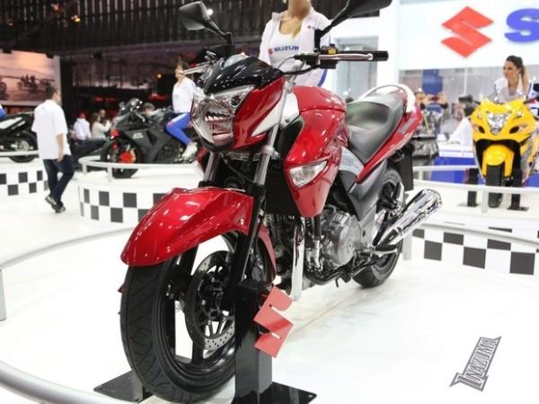 Suzuki Inazuma 250 2014