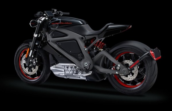 Harley Davidson LiveWire moto elétrica