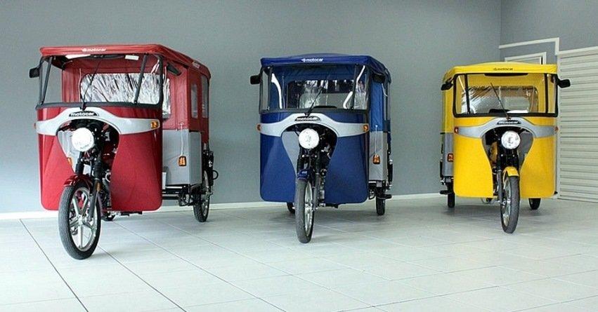 Motocar Triciclos MTX-150 MCA-200 MCF-200