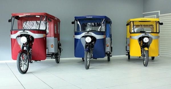 Motocar Triciclos MTX150