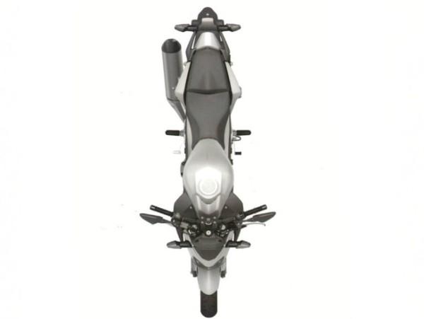 Nova Honda CB 300F 2015 confirmada