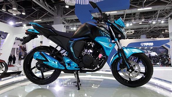 Nova Yamaha Fz S 2015 150cc 233 Uma Street Que Cairia Muito