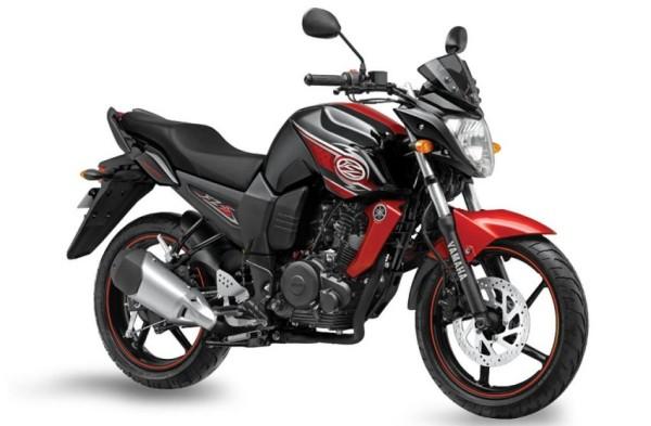 Nova Yamaha FZS 2015 150cc