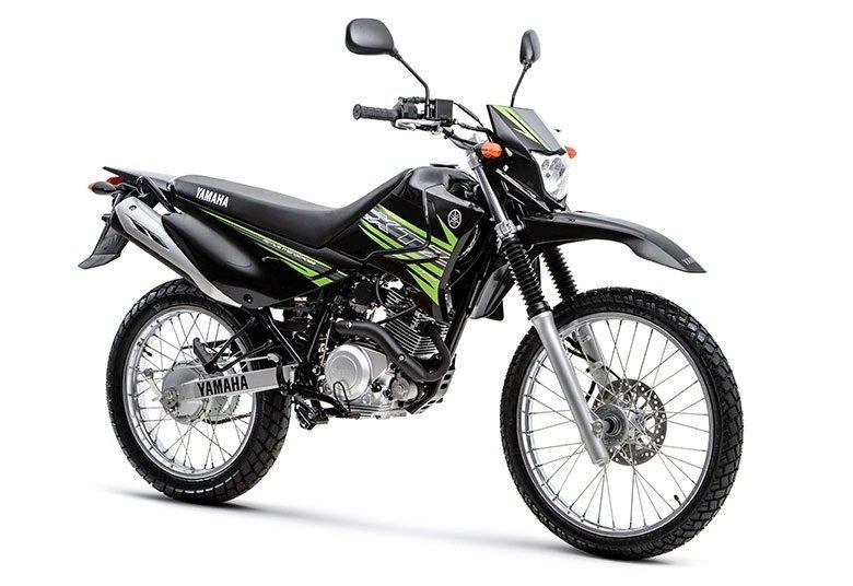 Yamaha Lander XTZ 250 linha 2015
