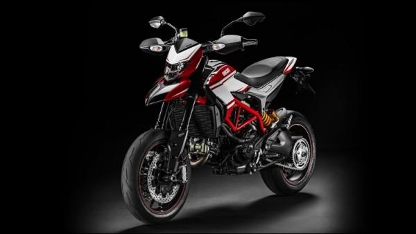 Ducati apresenta nova Hypermotard SP Red 2014