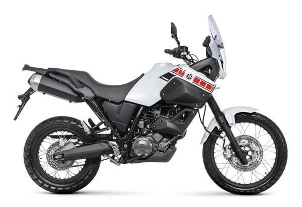 Nova Yamaha XT 660Z Tenere 2014 agora com ABS