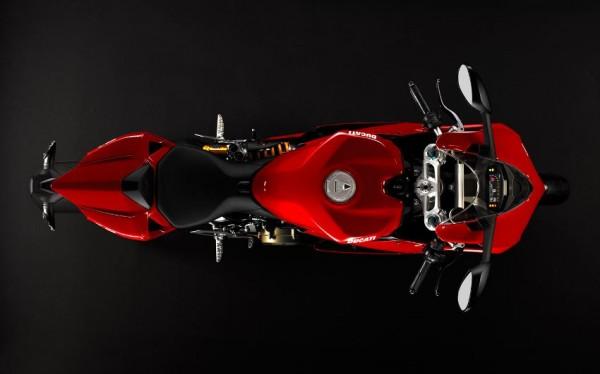 Com 195cv Ducati 1199 Panigale no Brasil