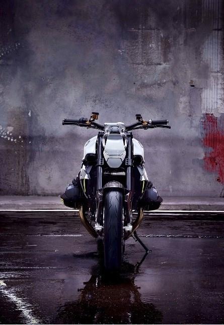 Concept Roadster a nova BMW R1200R 2015