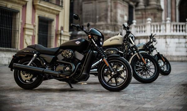 Harley Davidson Street 750 2015 Brasil