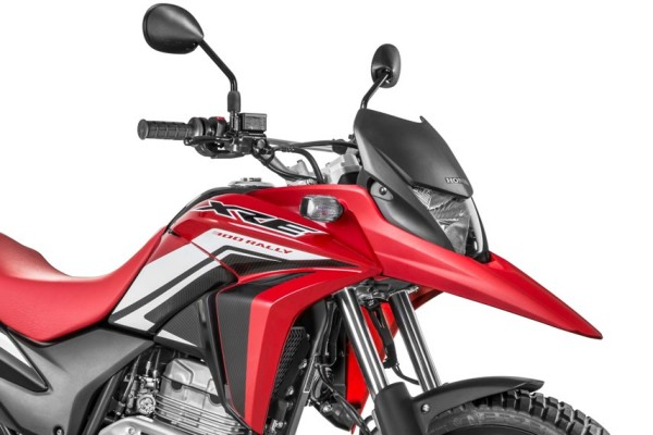 Honda XRE 300 2015 Rally