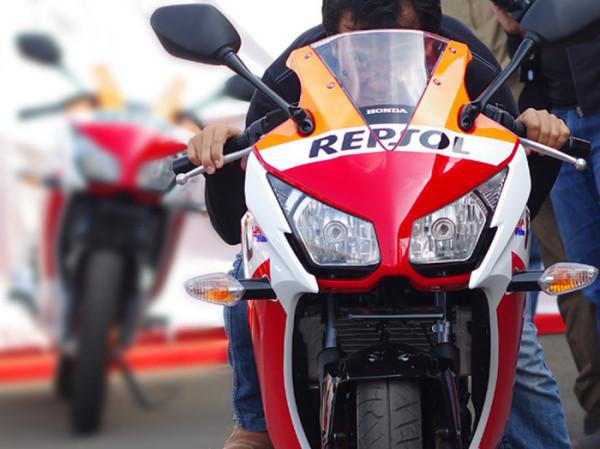 Nova Honda CBR 150R 2015