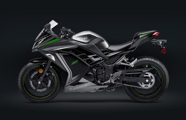Nova Kawasaki Ninja 300 ABS 2015 06 SE