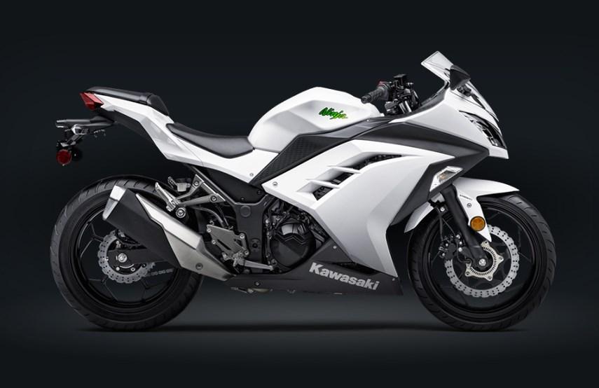2015 Yamaha Motorcycles >> Nova Kawasaki Ninja 300 ABS 2015 08 | Motorede