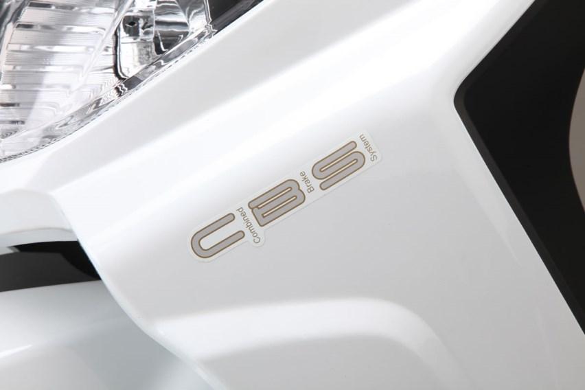 Novo DAFRA Citycom 300i freios FH-CBS 2015