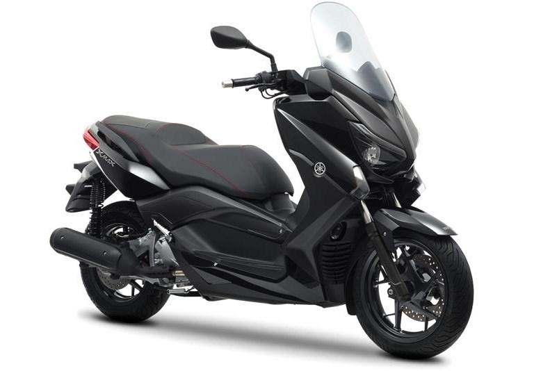 Novo Scooter Yamaha Xmax 250 Chega Ao Brasil 01 Motorede