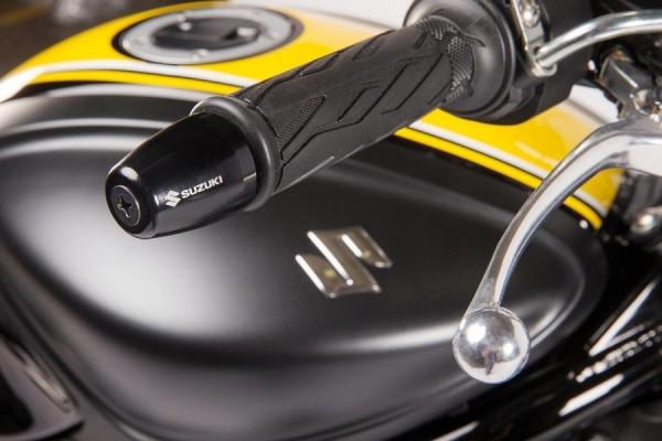 Suzuki GSR 750 e Gladius BOSS