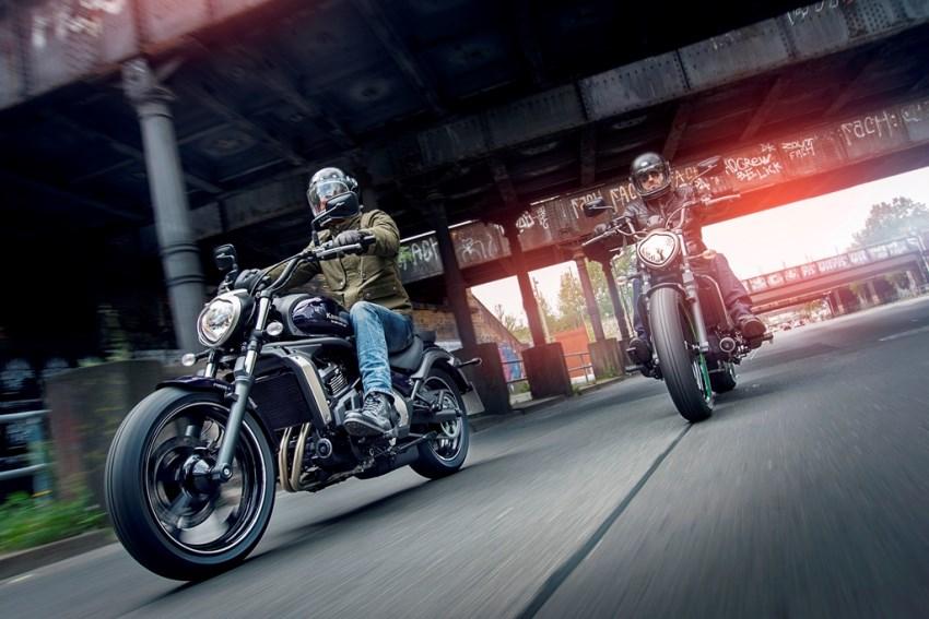 Kawasaki apresenta a nova Vulcan S 2015