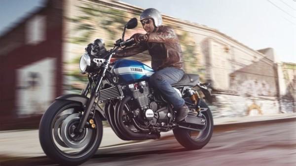 Lancamento Yamaha XJR1300 2015