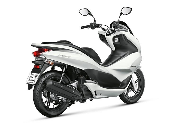 Nova Honda Pcx Dlx 2015 06 Motorede