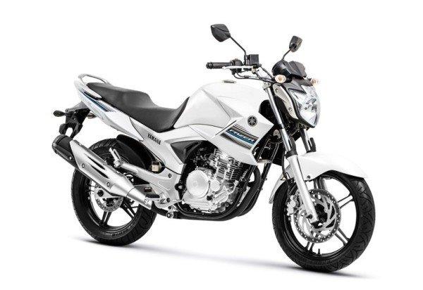 Yamaha Fazer YS 250 BlueFlex linha 2015