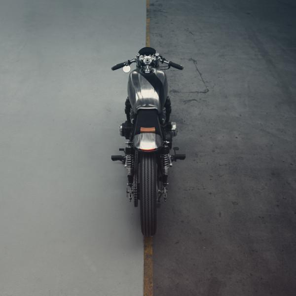 Honda CB 750 customizada