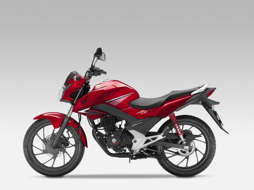 Honda Anuncia Nova Cb 125f 2015 03 Motorede