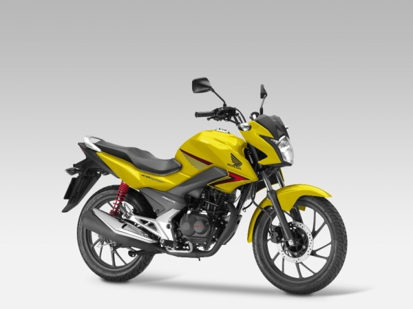 Honda anuncia nova CB 125F 2015