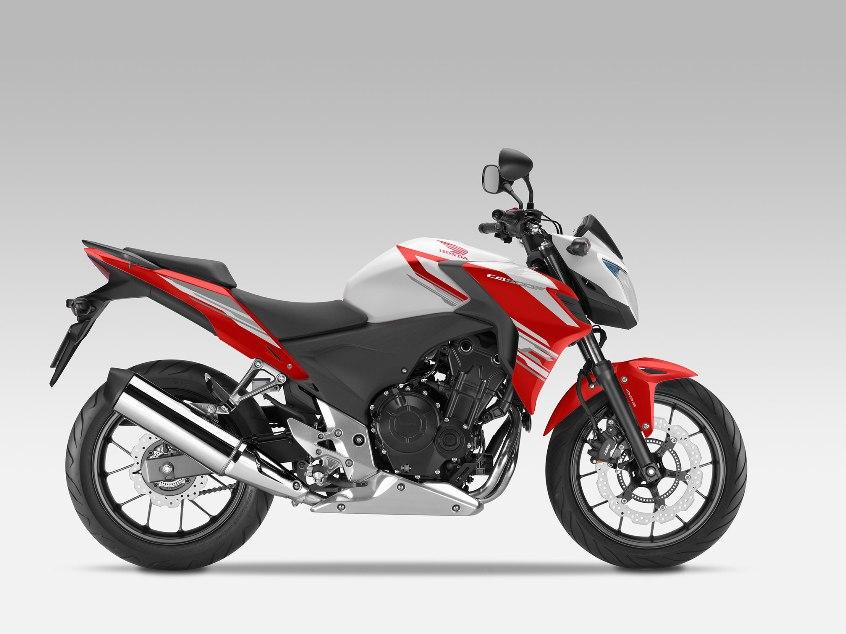 Lancamento Honda CB 500F 2015 02 | Motorede