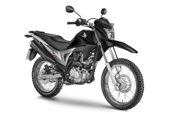 Nova Honda NRX 160 Bros 2015