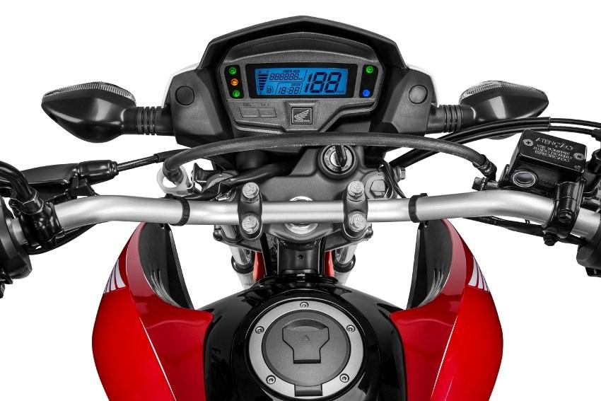 Nova Honda Nrx 160 Bros 2015 8 Motorede