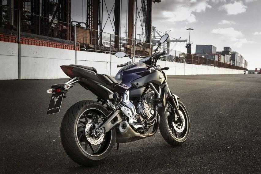 Yamaha MT-07 chegará ao Brasil em 2015