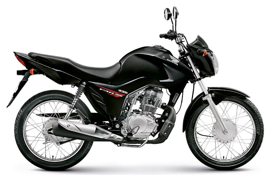 Nova Honda Cg 150 Fan 2015 Motorede