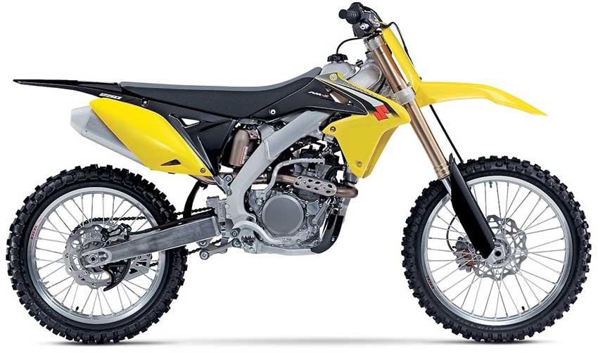 nova moto suzuki rm z250 2016 motorede. Black Bedroom Furniture Sets. Home Design Ideas